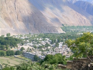 Chitral Town