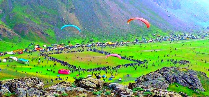 Qaqlasht Meadows, Chitral